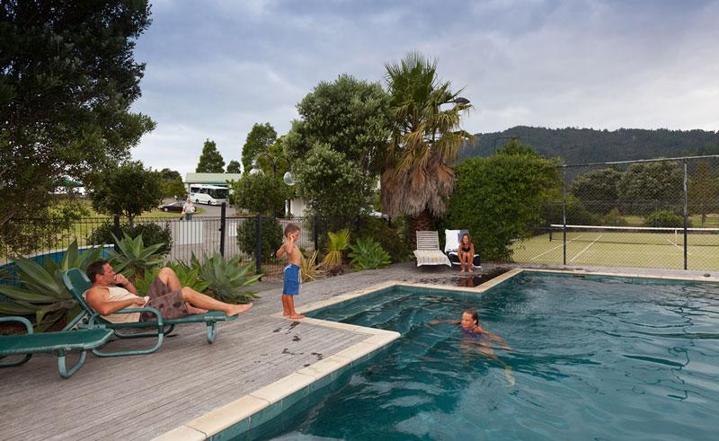 pauanui pines pool