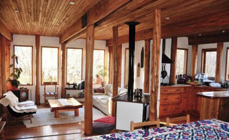 puerto rio tranquilo hostal el puesto lounge
