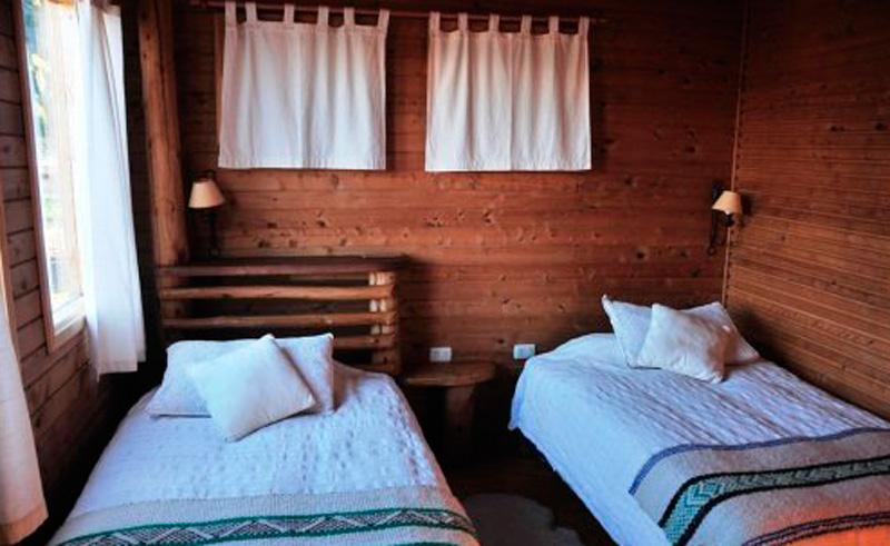 puerto rio tranquilo hostal el puesto twin room