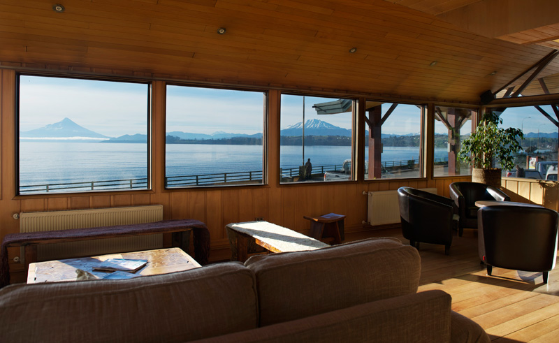 puerto varas bellavista lounge view