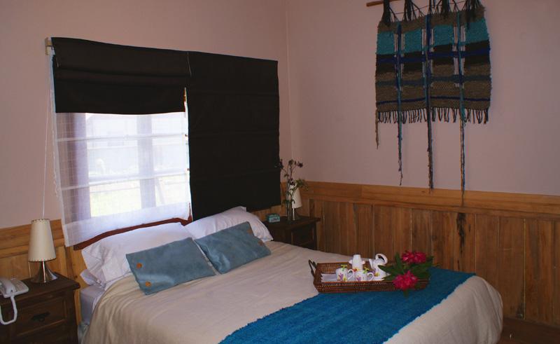 puerto varas casa kalfu bedroom