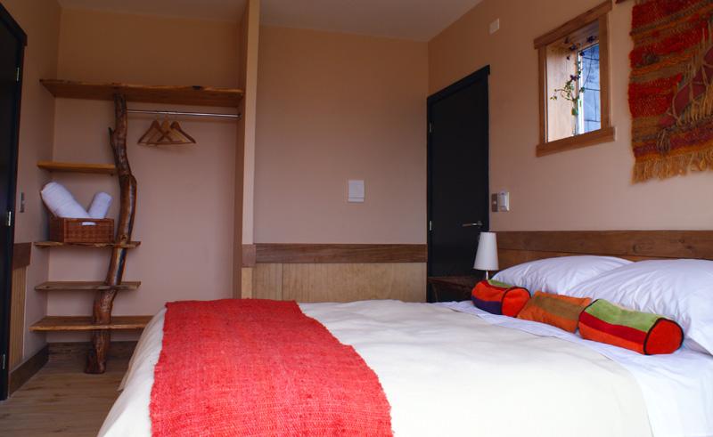 puerto varas casa kalfu double room