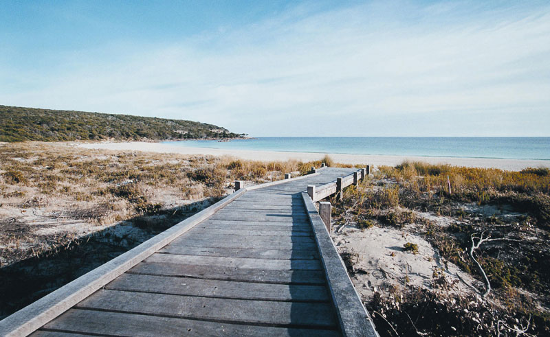 pullman resort bunker bay beach boardwalk