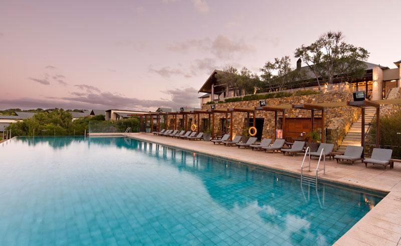 pullman resort bunker bay infinity pool