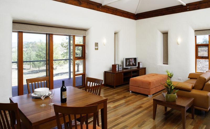 rawnsley park station guestroom