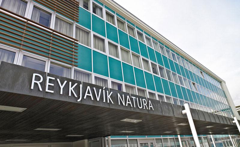 reykjavik natura exterior