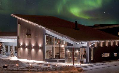 ripan resort northern lights