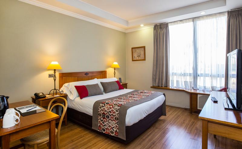 santiago hotel bonaparte superior double with view