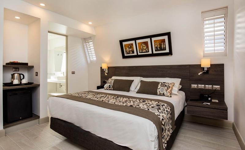 santiago hotel bonaparte unique room