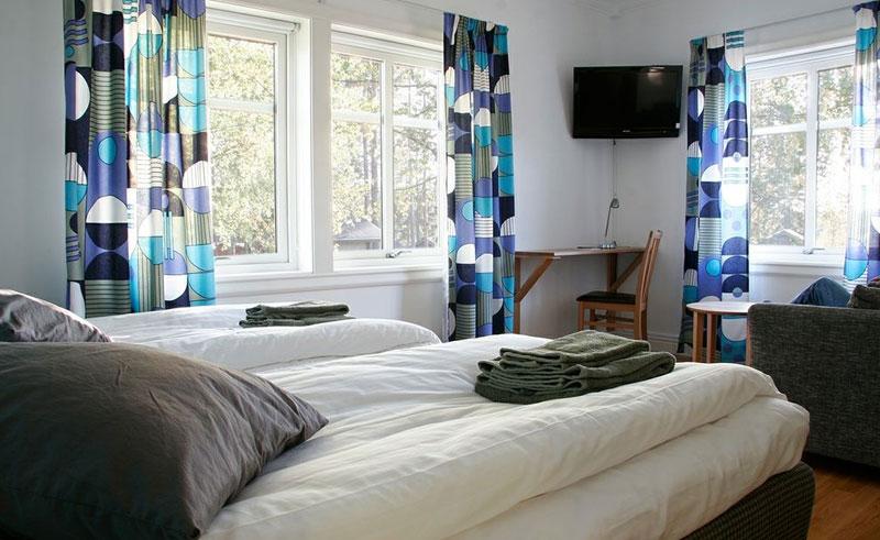sorbyn lodge bedroom
