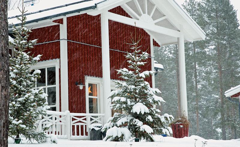 sorbyn lodge exterior