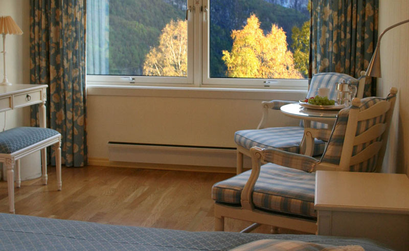 stalheim hotel guestroom