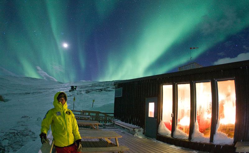sweden abisko aurora sky station northern lights2 pr