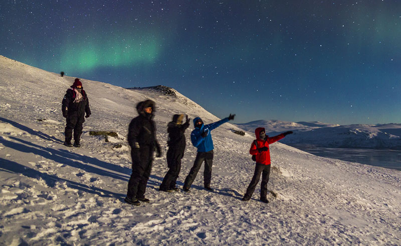 sweden abisko national park aurora watching rth