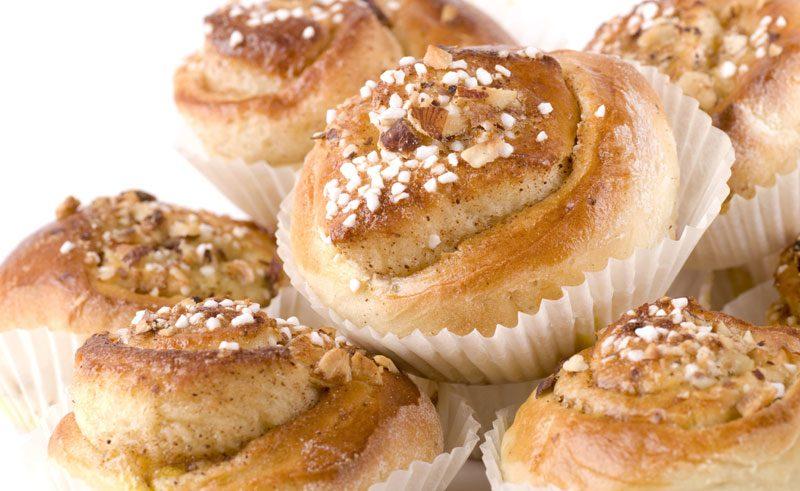 sweden cinnamon bun istock