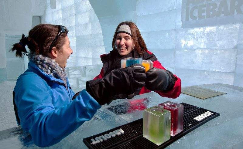 sweden icehotel icebar skoll rth