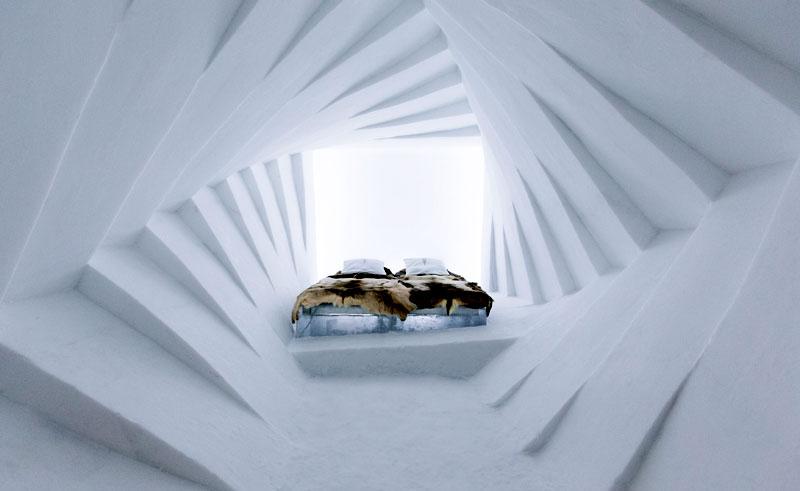 sweden lapland icehotel art suite 7.5degrees ro