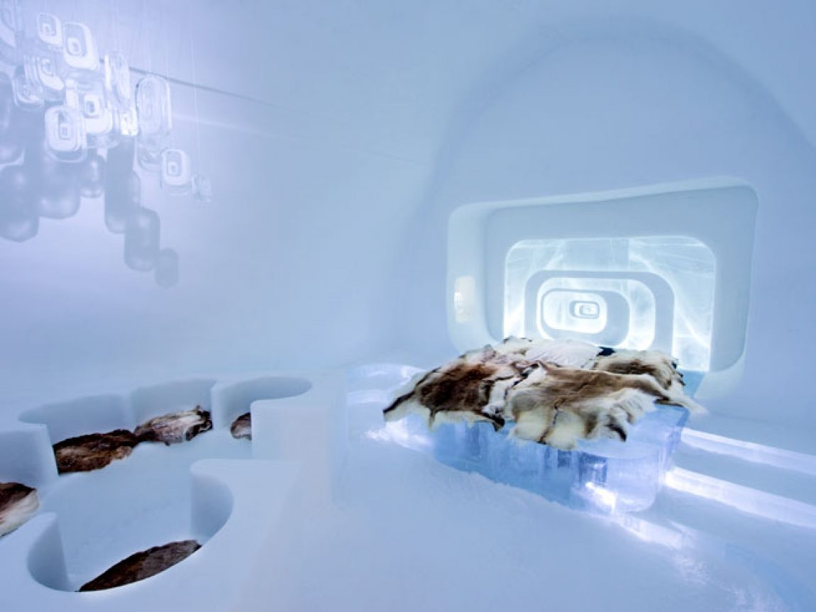 sweden lapland icehotel art suite2016 love capsule