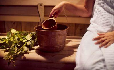 sweden lapland sauna ih
