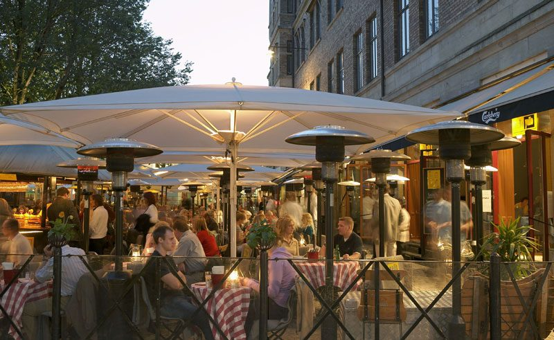 sweden skane malmo cafe culture