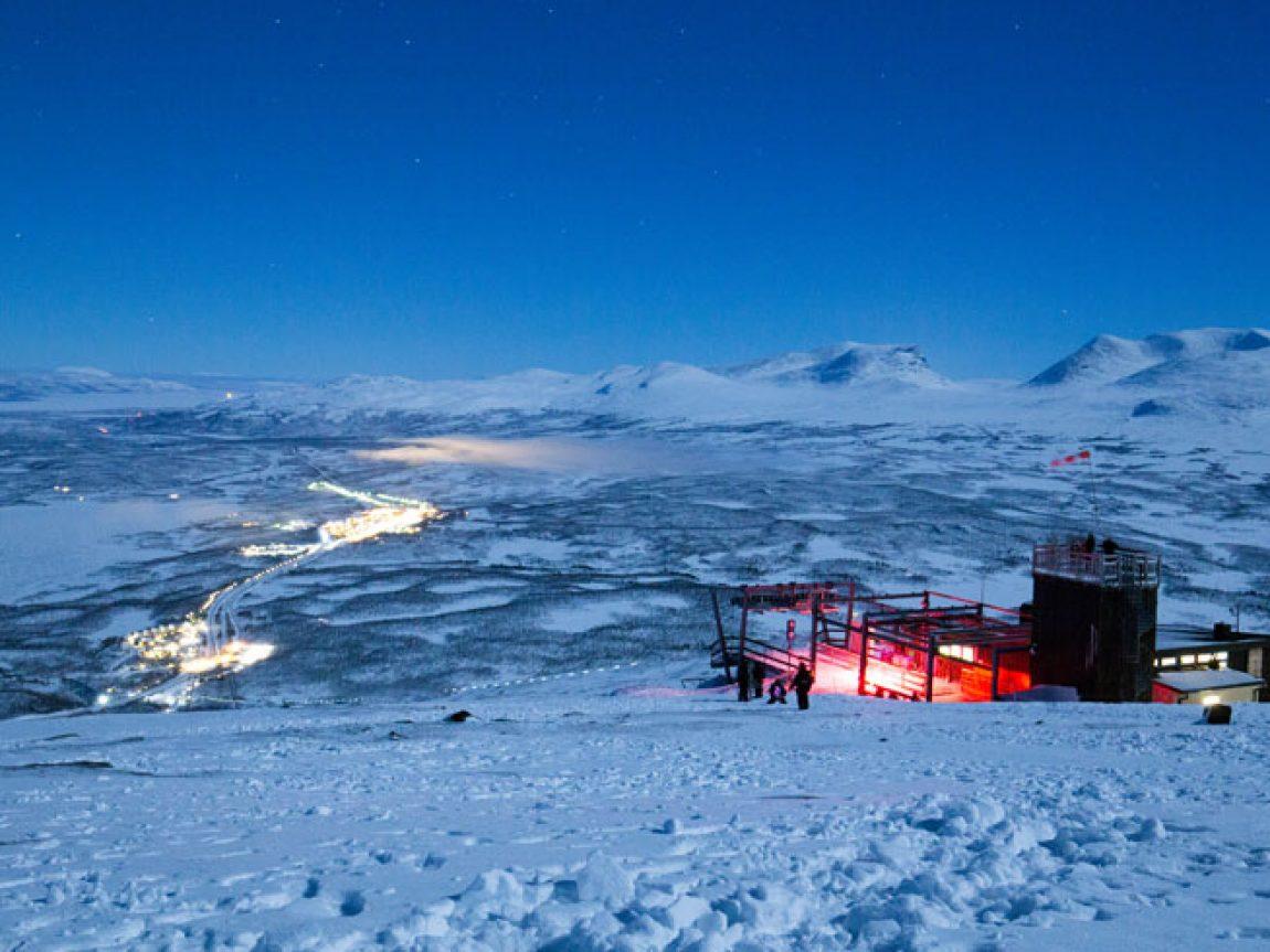 swedish lapland abisko view from summit wgray