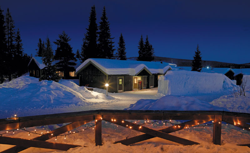 swedish lapland icehotel cabin rth