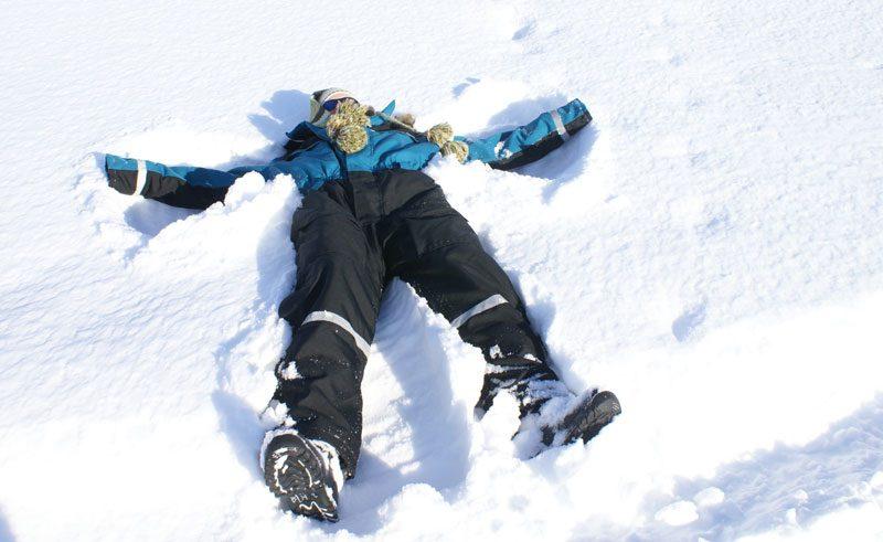 swedish lapland icehotel snow angel pf