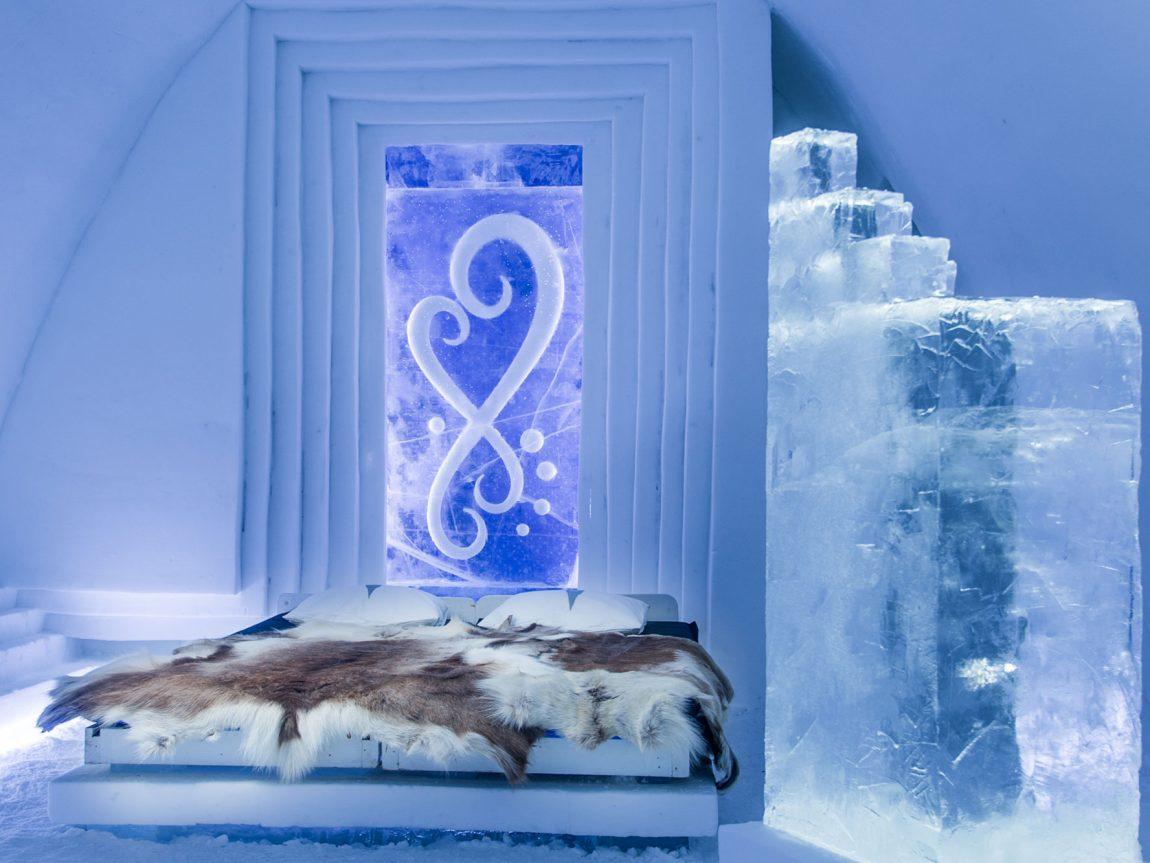 swedish lapland icehotel27 art suite infinitie love