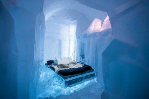 swedish lapland icehotel28 365 deluxe suite 34 meters