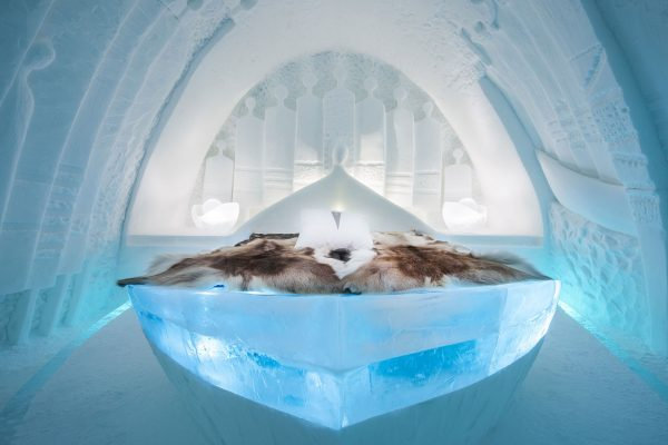 swedish lapland icehotel28 art suite daily travellers