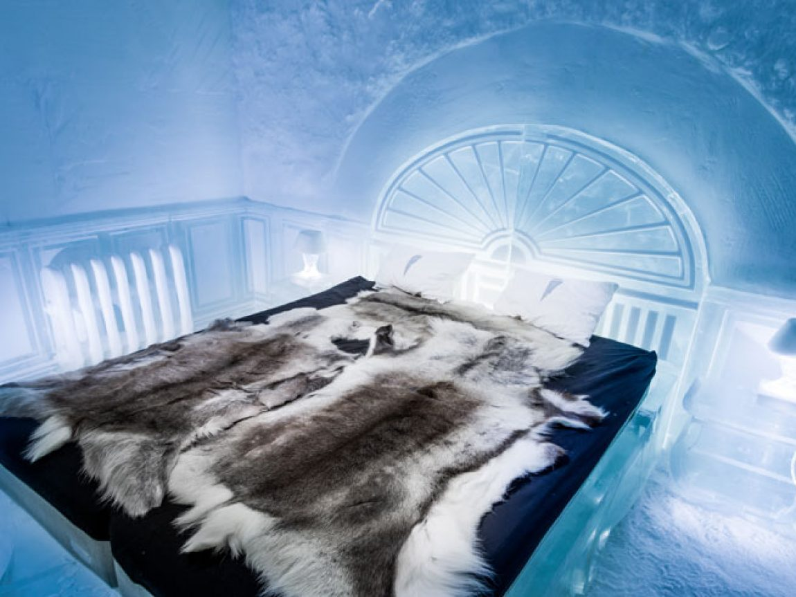 swedish lapland icehotel365art suite victorian apartment 1617 ih