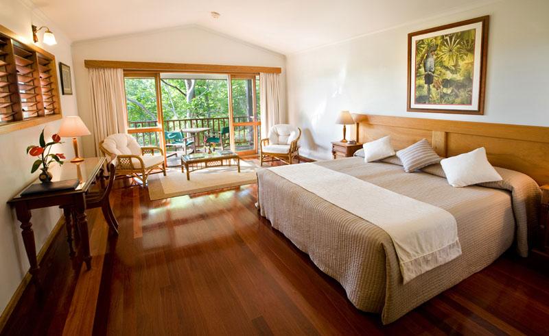 thala beach lodge guestroom