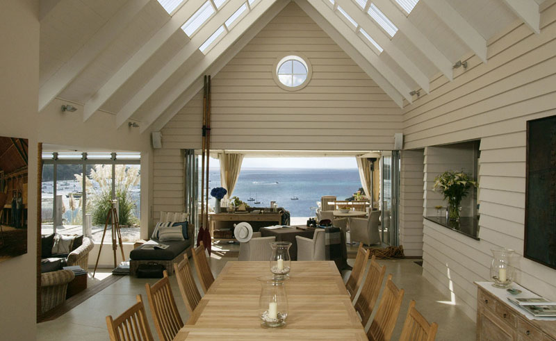 the boatshed dining