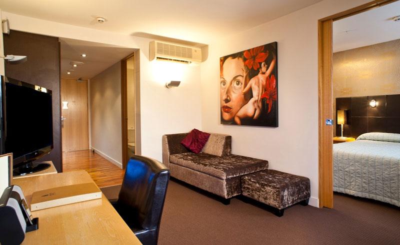 the museum hotel wellington room2