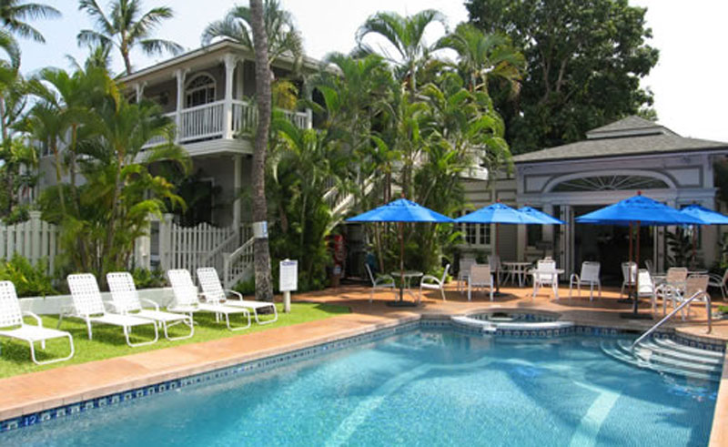 the plantation inn pool