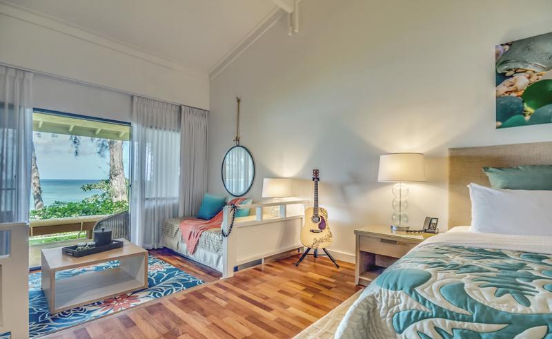 turtle bay resort cottage
