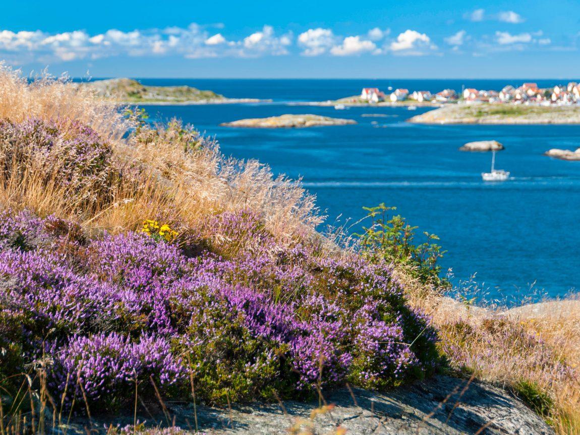 west sweden archipelago summer istk