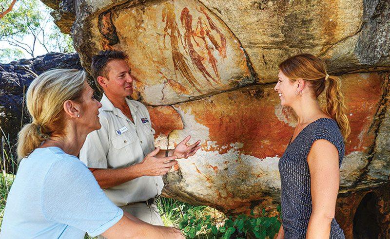 western australia wanjina rock art apt