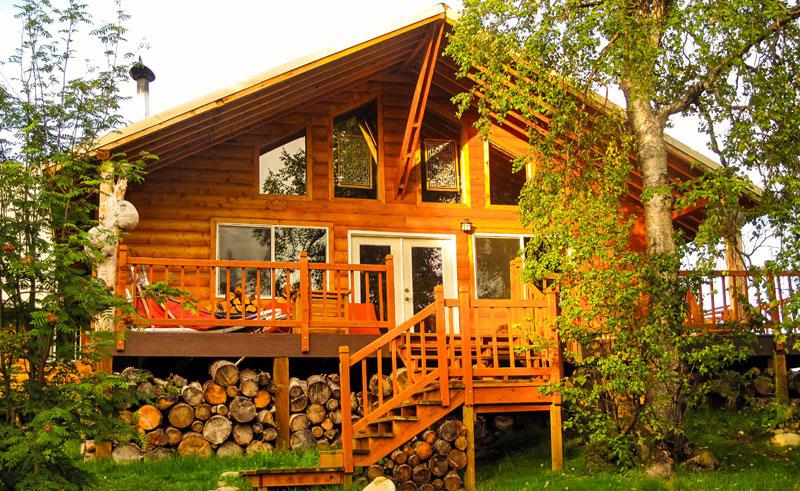 winterlake lodge exterior