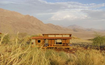 wolwedans dune lodge exterior