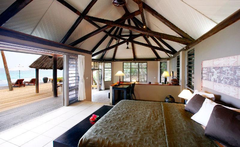 yasawa island resort guest room