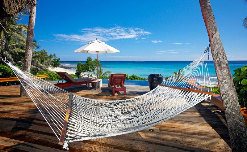 yasawa island resort hammock