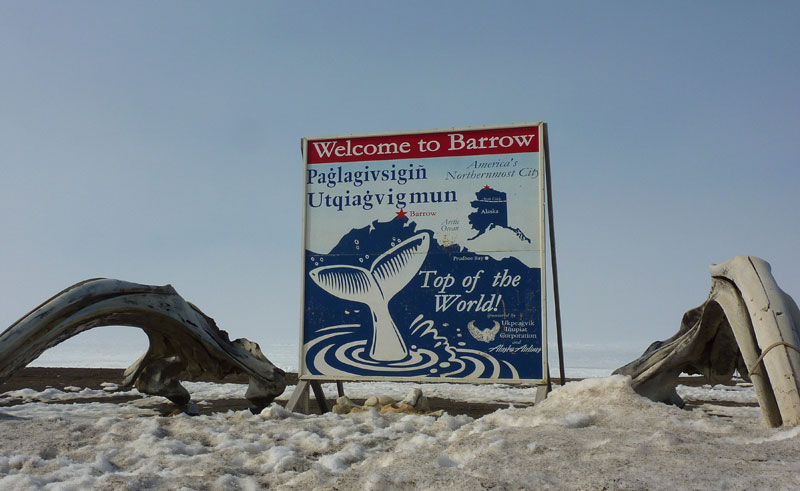 alaska discover utqiagvik in a day from fairbanks