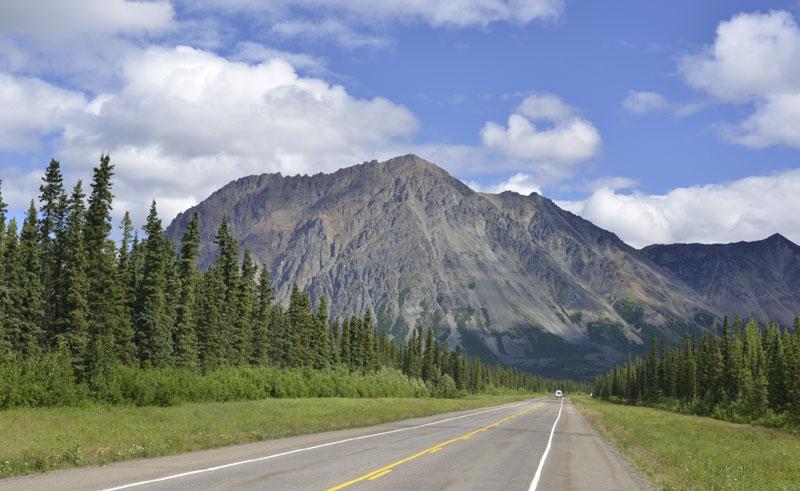 alaska south parks highway istock