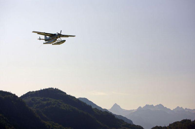 alaska south redoubt bay floatplane atia