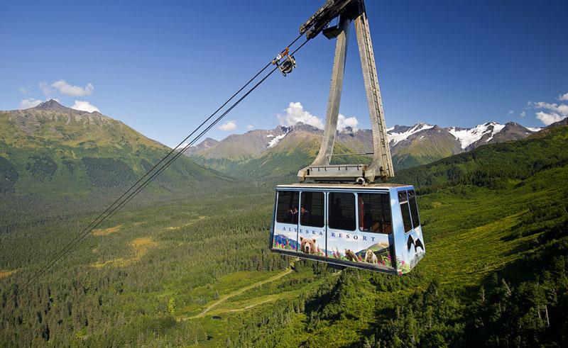 alyeska resort gondola