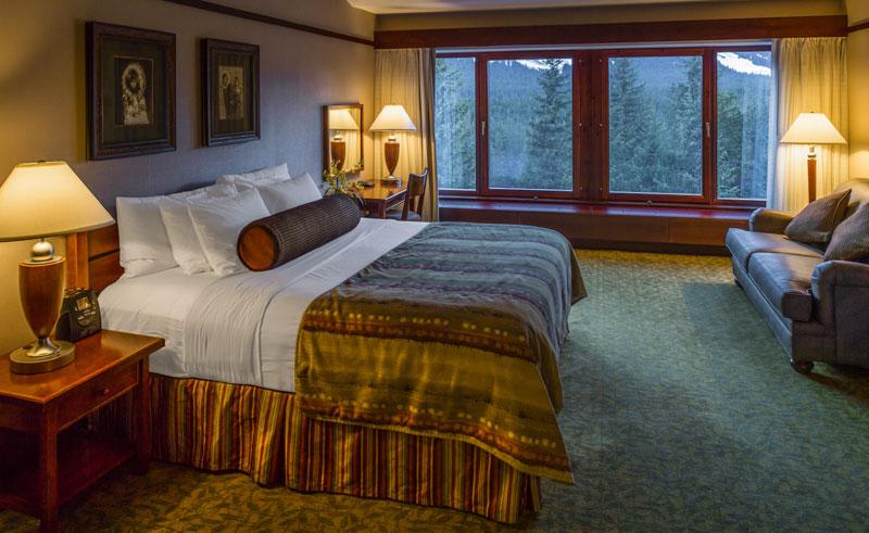 alyeska resort royal suite