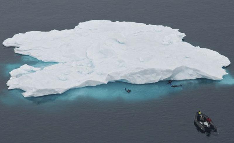 antarctica snorkelling ae