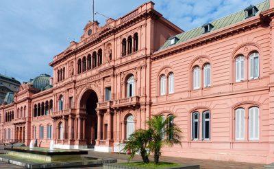argentina buenos aires rosa palace eva person as