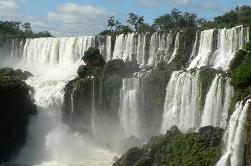 argentina iguazu falls ka